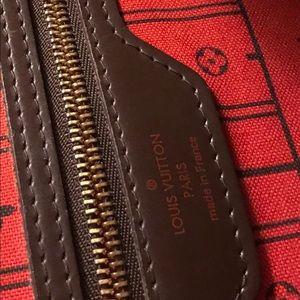 Louis Vuitton Neverfull Ebene 100% Authentic
